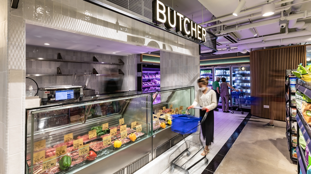 Butcher Counter