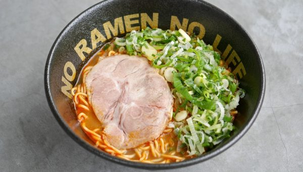 Kara Miso Fire Ramen (Spicy)