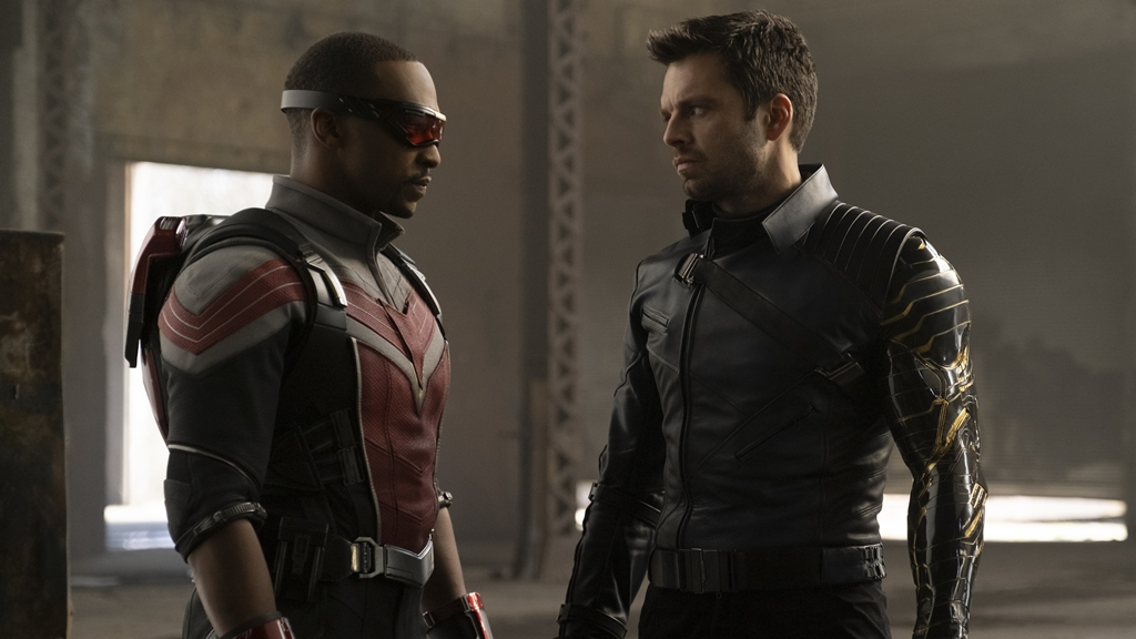 """The Falcon and The Winter Soldier"""""""