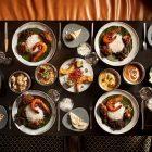 Tiffin Room x Samy's Curry