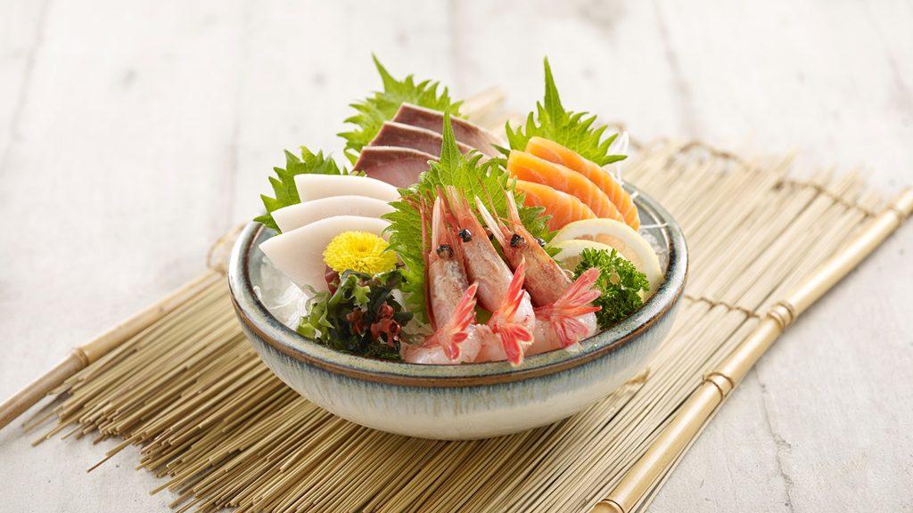 Sashimi Moriawase Goto 4 Kinds
