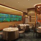 Seafood Paradise - Dining area