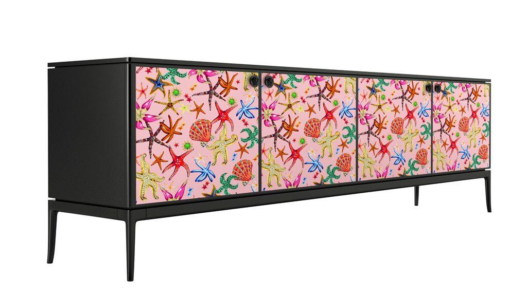 Versace Stiletto Cabinet