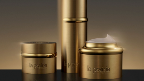 La Prairie New Pure Gold Collection