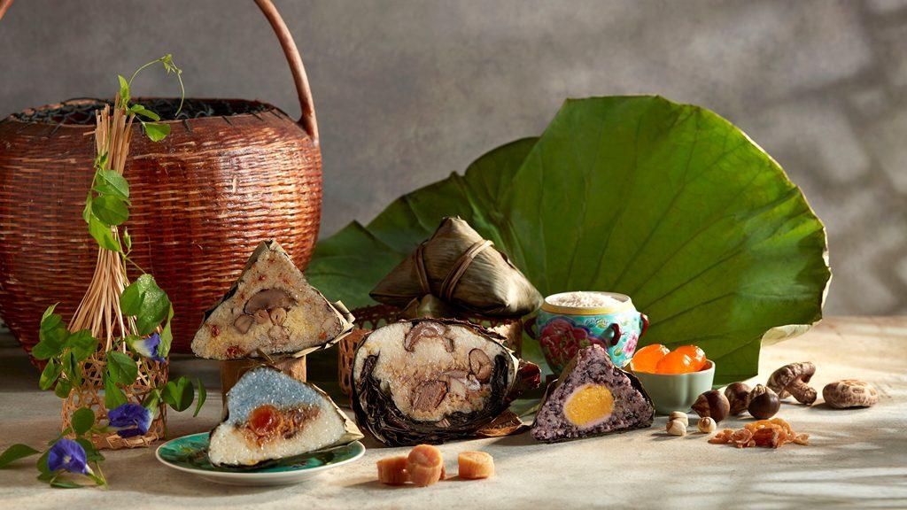 Shang Palace Rice Dumpling Gift Set