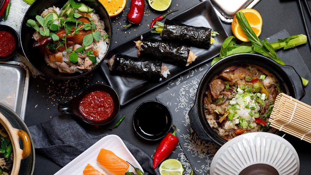 Resorts World Las Vegas_Famous Foods_Spread