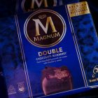 Magnum Double Chocolate Blueberry