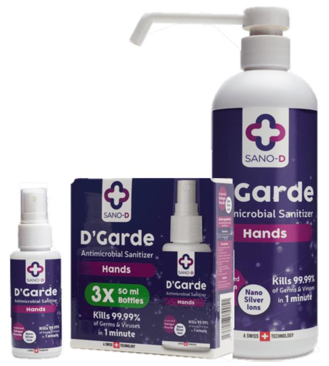 SANO-D D'Garde for Hands