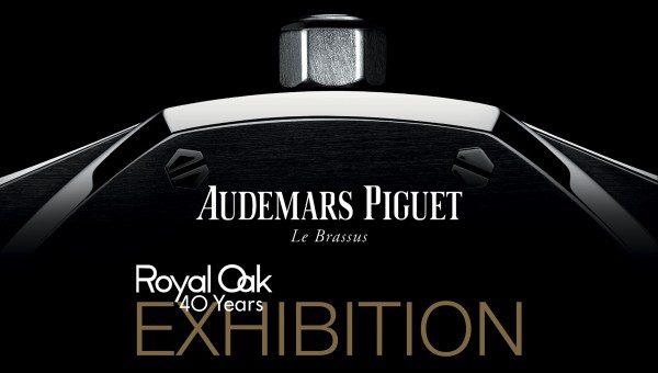 Audemars Piguet Royal Oak 40 Years Exhibition
