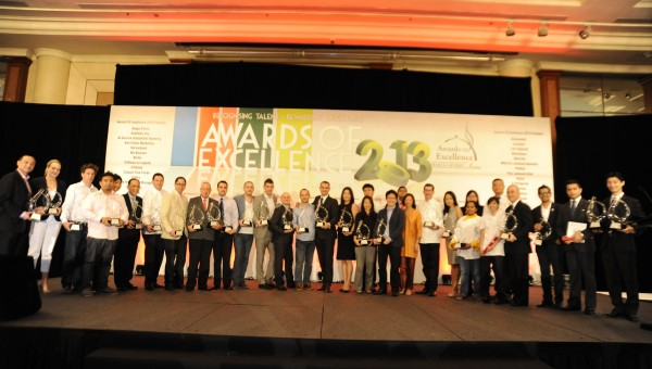 World Gourmet Series Award of Excellence 2013 Winners
