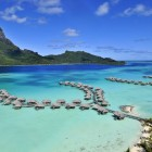 InterContinental Bora Bora Resort - Aerial View