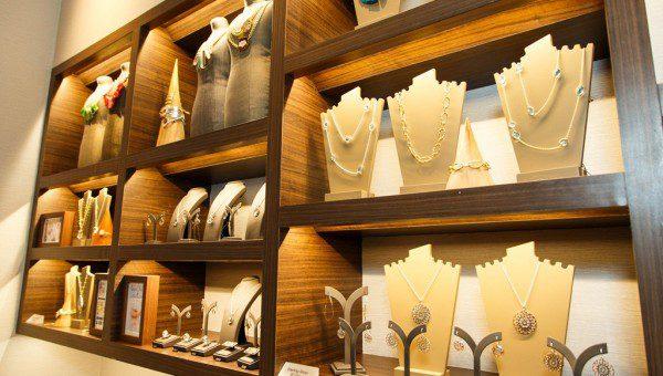 Embrace Jewellery - Jewellery on Display