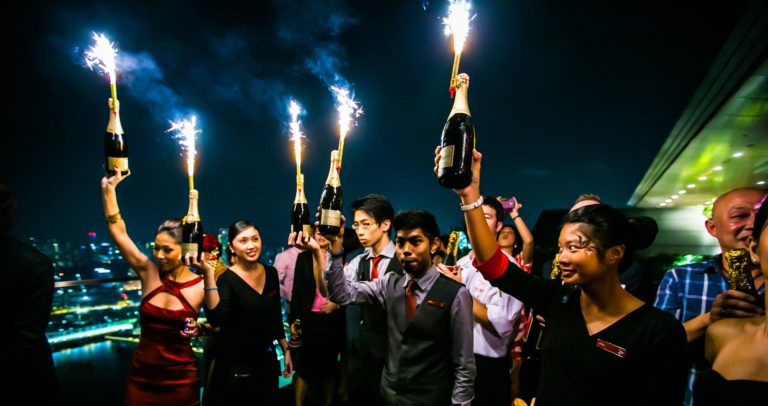 Top 5 Countdown Parties To Usher In 2015 Luxe Society