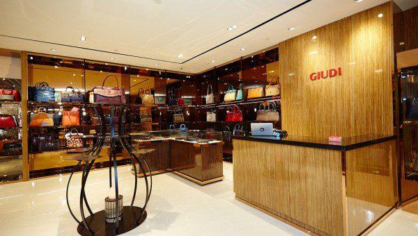 GIUDI Mandarin Gallery Store
