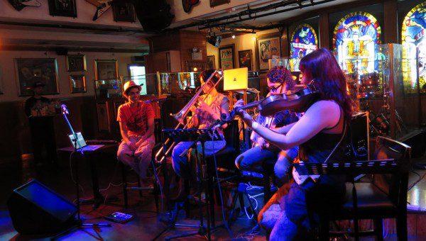 Hard Rock Cafe Singapore Band