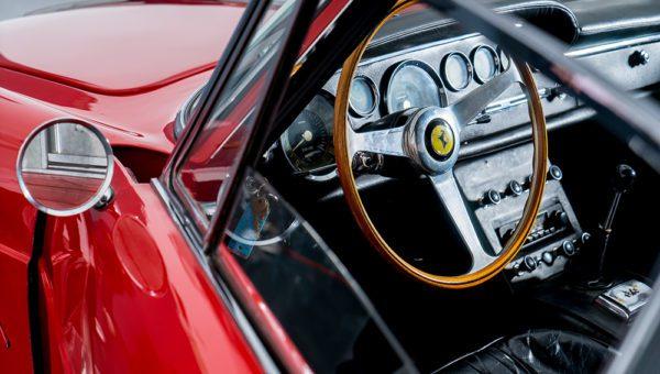 1961 Ferrari 250 GTE (Interior)