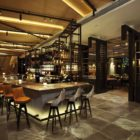 Adrift Interior bar