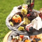 regent taipei halloween exclusive afternoon tea set