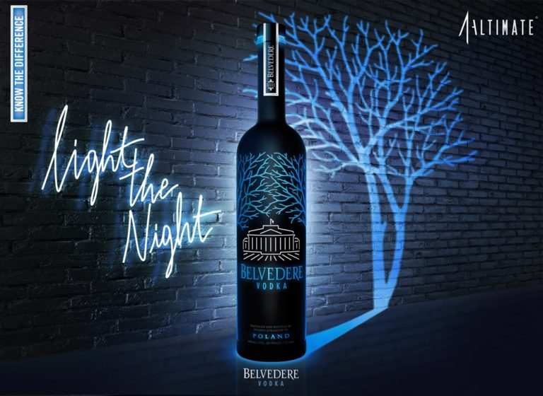 Light The Night With New Midnight Saber Bottle Luxe Society