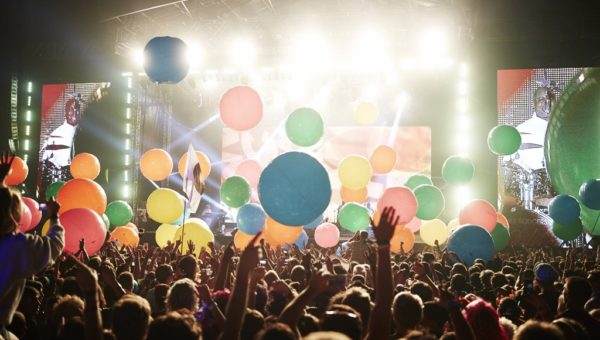 Bestival Stage 1