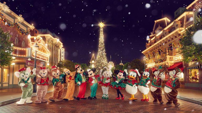 Image result for Disneyland christmas hk