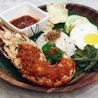 Lobster Nasi Lemak