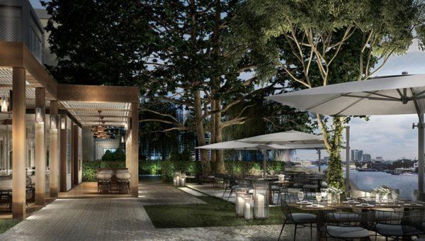 Capella Bangkok Garden