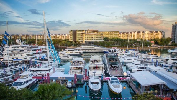 Singaore Yacht Show 2018