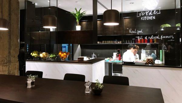 Verde Kitchen