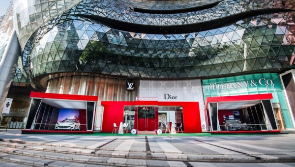 Ferrari Pop-up Singapore