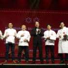 Two Michelin-star recipients