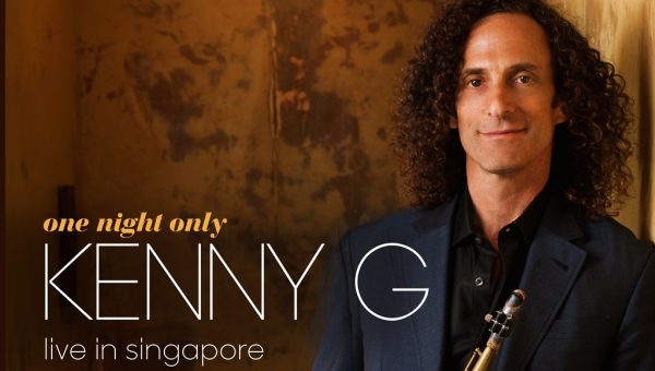 Kenny G One Night Only in Singapore