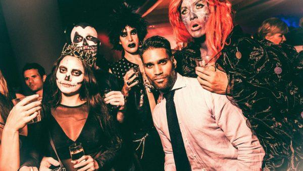 LuLu's Lounge - Halloween 2017