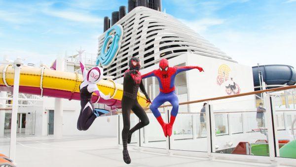 Genting Dream x Spider Man_4