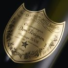 DOM PERIGNON - VINTAGE 2008 CLOSE-UP ETIQUETTE
