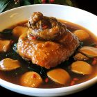 Braised Pigs Trotter