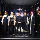 Shiseido Professional BIA 2018-19 - Toshihide Mori with his hair models
