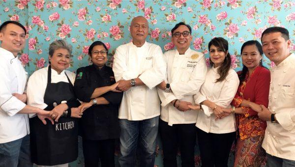The Peranakan Festival - Kamcheng Peranakan Gala Dinner - Chefs in Friendship