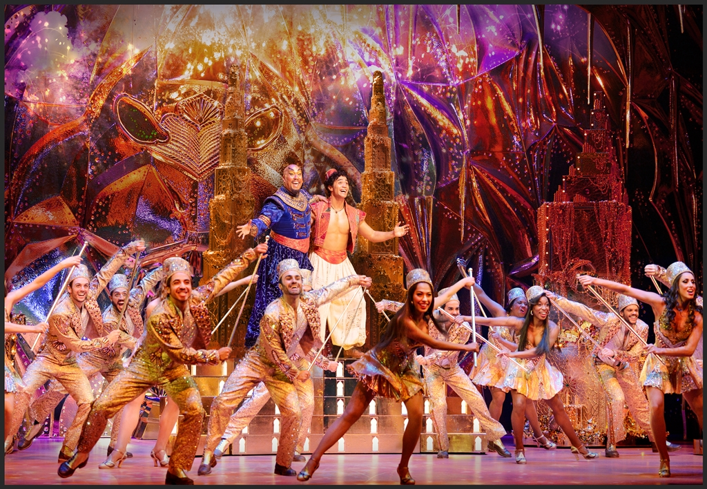 Review: Aladdin The Musical Wows Audience with Astounding ...