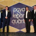 Grand Opening Ceremony at PLQ