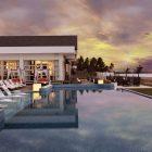 Pullman Nadi Bay Resort & Spa - Kah Restaurant Pool View