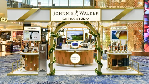 Johnnie Walker Gifting Studio