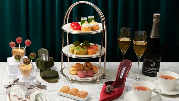 An Afternoon Tea Experience by Manolo Blahnik and The St. Regis Singapore