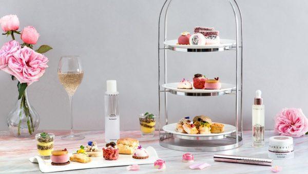 Classic Afternoon Tea - Chantecaille Rose de Mai Main