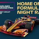 Formula 1 Singapore Airlines Singapore Grand Prix 2020