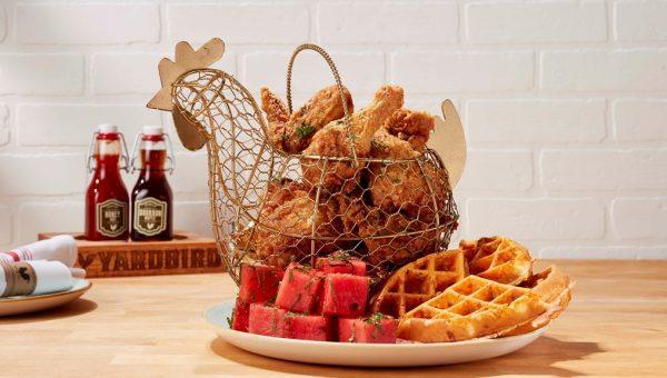 Yardbird_Chicken_N_Watermelon_N_Waffles