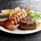 Steak & Lobster