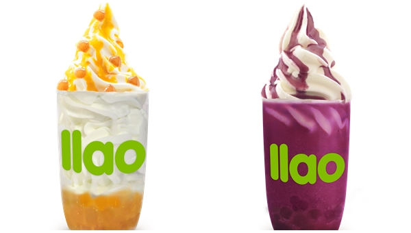 CONTENT: Seraphina Tang Boba has always been popular with Singaporeans, and are normally paired with milk tea – but what about fruit boba with frozen yogurt? Spanish yogurt brand llaollao has recently launched the llaoBa and llaoFloat, a refreshing, fruit-themed collection of Japanese boba and fruit-infused floats with said boba toppings. No artificial flavourings or colouring are used– only natural essence from real fruits, so you'll be tasting all the goodness of fruits with every bite! Specially sourced from Japan, llaollao's boba are infused with fruit flavour and have a mocha-like chewiness. Try them in the llaoBa (S$5.90 each), where swirls of llaollao's signature frozen yogurt is topped with your choice of fruit boba (Mango, Strawberry, Grape, Lychee), along with drizzles of sauce for extra fruitiness. With TikTok being all the rage now, 'llaoba' is also a playful take on the Chinese phrase '摇吧' (yao ba), meaning 'shake', where customers can film a TikTok of themselves enjoying the fruity treat. We especially liked the Mango llaoBa, with the chewy boba and delightfully tropical flavours reminding us of the traditional mango sago dessert. Another favourite was the Lychee llaoBa – while not as outstanding in terms of appearance as its counterparts, it more than made up for it with its QQ bite in the boba and delicate floral flavour that paired ever so well with the frozen yogurt. For the llaoFloat (S$6.90 each), fruit boba and refreshing fruit slushies are topped with frozen yogurt swirls, in three flavours: Mango, Grape and Strawberry. Here, we enjoyed the Grape llaoFloat with its rich, fragrant taste of Kyoho grapes, as well as the cheerfully bright Mango llaoFloat with bursts of tropical sweetness. The llaoBa and llaoFloat is now available across all llaollao outlets island-wide.