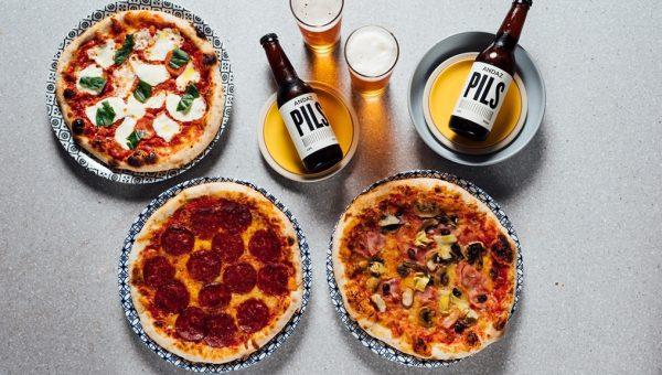 Alley on 25 Pizza & Pilsner