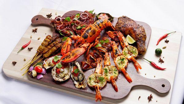Supreme Platter w Boston Lobster